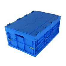 Collapsible container with lid 600x400x270