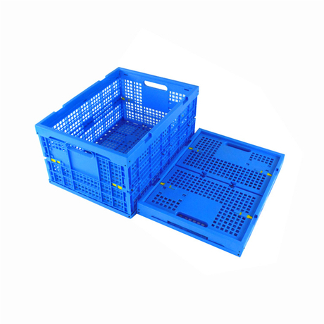 Collapsible Crates Stackable Pallet Bins