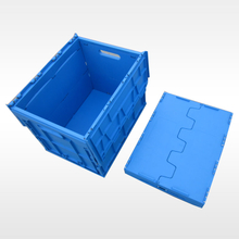Collapsible container with lid 400-300-325