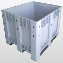 Wholesale Plastic Storage Bins Plastic Pallet Box Collapsible Pallet Bins