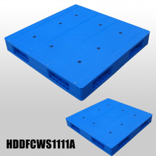 Euro Cheap Price Plastic Pallets for Warehouse Storage