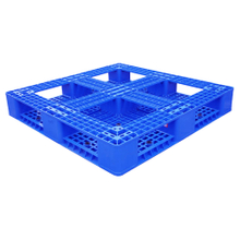 Open Deck 6Runners Plastic Pallet Cheap Plastic Pallets