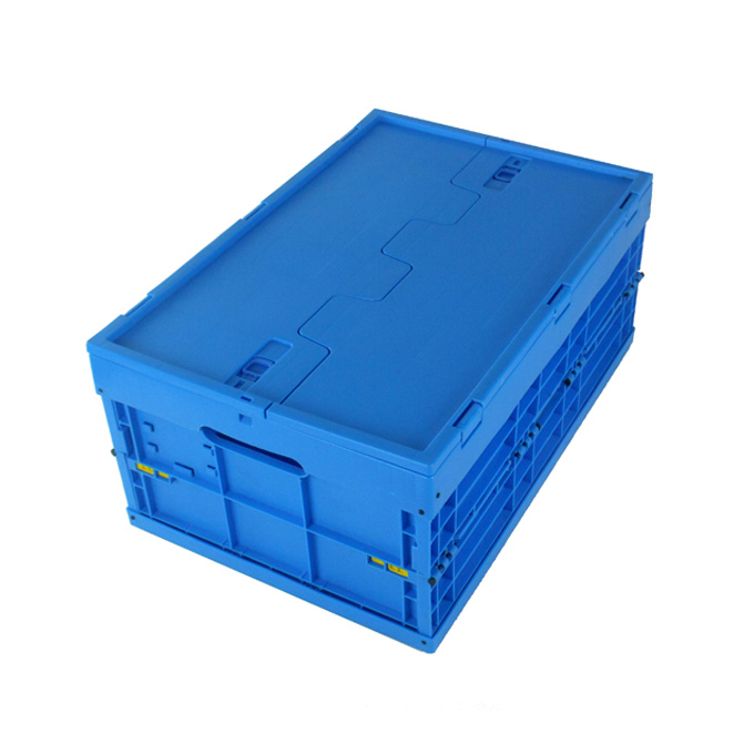 Collapsible container with lid 600x400x265