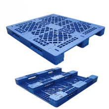 1200*1000 Three Runners Open Deck Heavy-duty Hygeian Plastic Pallet