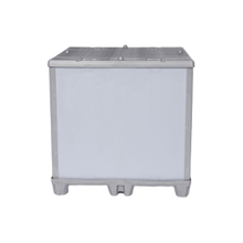Collapsible Plastic Crates with Lids