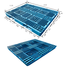 4 Way Recycling Plastic Pallet