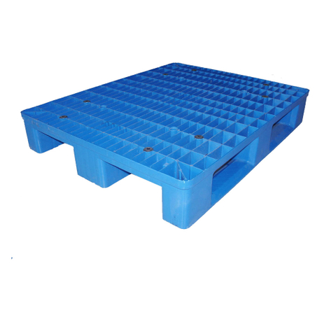 1000*800 Three Runners Wholesale Stackable Plastic Pallet