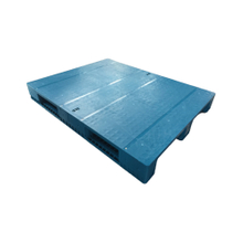 Heavy Duty 3 Runners Plastic Pallet for Racking