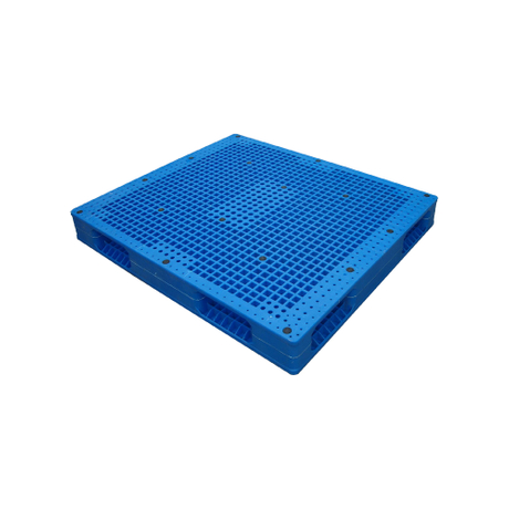 Stackable Grid Plastic Storage Pallets