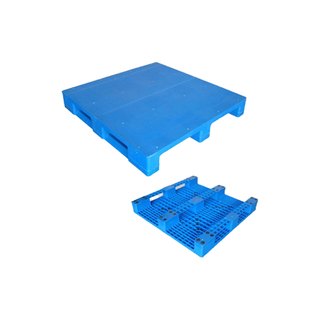 HDPE High Quality HDPE Steel Tubes Plastic Pallet for Warehouse Storage