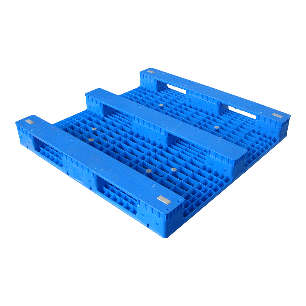 3 Runners Plastic Pallet for Coldroom