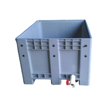 1200*1000*760 Close Deck Storage Plastic Bulk Containers