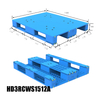 1500*1200*180 Reusable Single Side Plastic Pallet
