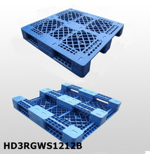 1200*1200*165 mm 3 Runners plastic pallet