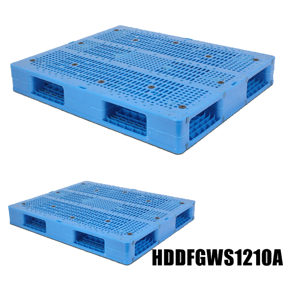 Injection Molding Sweating Soldering Grid Plastic Pallets